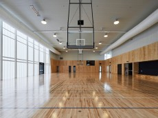 St Mary's gym