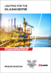 Versalux Lighting for Oil & Gas Sector Booklet